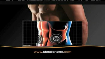 Slendertone TV Spot  - 167 commercial airings