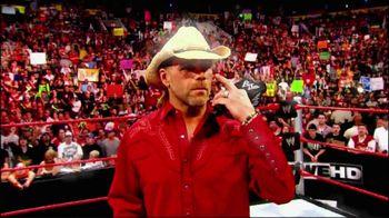 WWE Raw 100 DVD and Blu-ray TV Spot