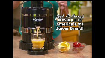 Jack Lalanne's Power Juicer TV Spot, 'Artificial Sweetners' - Thumbnail 4