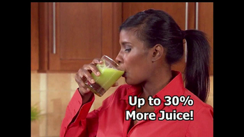 Jack Lalanne's Power Juicer TV Spot, 'Artificial Sweetners' - Thumbnail 7