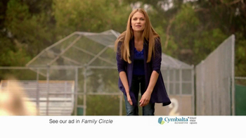 Cymbalta TV Spot, 'Simple Pleasures' - 1598 commercial airings