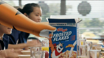 Frosted Flakes TV Spot, 'Show Your Stripes' - Thumbnail 7