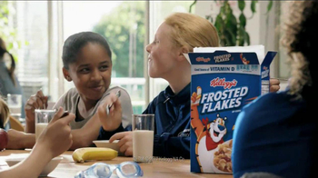 Frosted Flakes TV Spot, 'Show Your Stripes' - Thumbnail 8