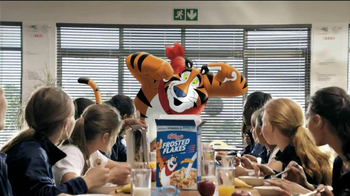 Frosted Flakes TV Spot, \'Show Your Stripes\'