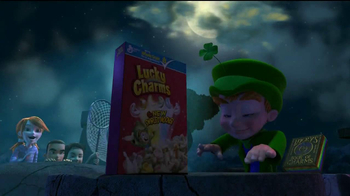 Lucky Charms TV Spot 'Swirled Moons' - Thumbnail 1