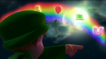 Lucky Charms TV Spot 'Swirled Moons' - Thumbnail 2