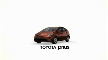 2013 Toyota Prius TV Spot, 'Roxanne and Joe' - Thumbnail 2
