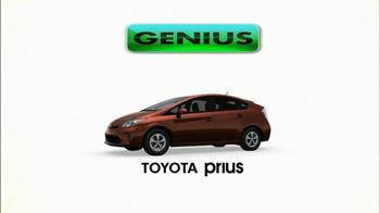 2013 Toyota Prius TV Spot, 'Roxanne and Joe' - Thumbnail 3