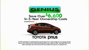 2013 Toyota Prius TV Spot, 'Roxanne and Joe' - Thumbnail 7