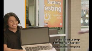 Batteries Plus TV Spot, 'Laptop Battery Test' - Thumbnail 5