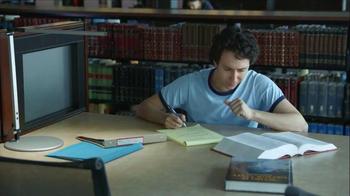 Halls TV Spot, 'Librarian Hush' - Thumbnail 1