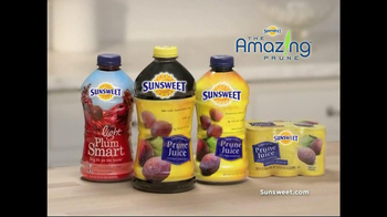 Sunsweet Prune Juice TV Spot, 'Fit On The Inside' - Thumbnail 10