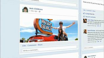 2013 Toyota Corolla TV Spot, 'Facebook Timeline' - 1027 commercial airings