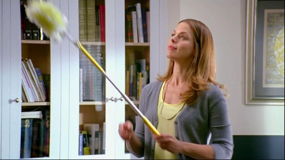 Swiffer 360 Duster Extender Tv Commercial Attic Song By