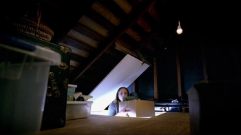 Swiffer 360 Duster Extender TV Spot, 'Attic' Song by The Isley Brothers