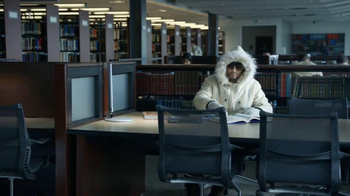 Halls TV Spot, 'Inuit: Library'