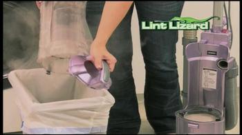 Lint Lizard TV Spot - Thumbnail 3