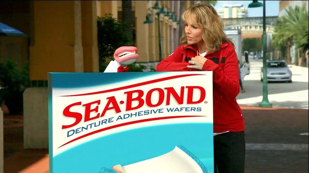 Sea Bond TV Commercial, 'Yucky'
