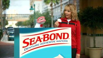 Sea Bond TV Spot, 'Yucky' - Thumbnail 6