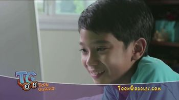 Toon Goggles TV Spot  - 4 commercial airings