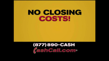 Cash Call Do-Over Refi TV Spot, '30-Year Fixed: 3.25%' - Thumbnail 5