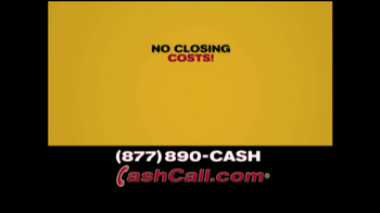 Cash Call Do-Over Refi TV Spot, '30-Year Fixed: 3.25%' - Thumbnail 6