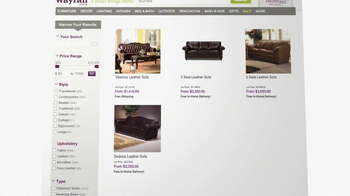 Wayfair TV Spot, 'The One for You' - Thumbnail 8