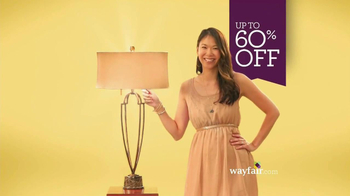 Wayfair TV Spot, 'The One for You' - Thumbnail 3