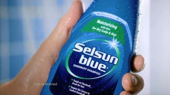 Selsun Blue Shampoo and Scrub TV Spot, 'Sayonara' - Thumbnail 3