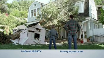 Liberty Mutual TV Spot, 'Humans: Trip Up' - 213 commercial airings