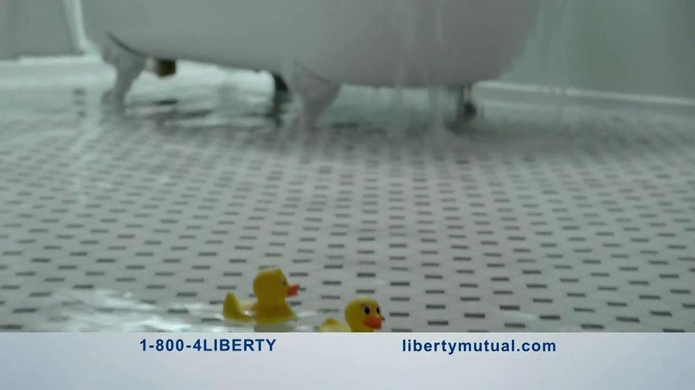 Progressive Accident Forgiveness >> Liberty Mutual TV Commercial, 'Humans: Trip Up' - iSpot.tv