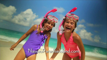 Nassau Paradise Island TV Spot, 'Time Stands Still' - 96 commercial airings