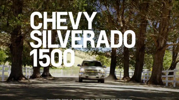 Chevrolet Silverado All-Star Edition TV Spot, 'Reputation' - 652 commercial airings