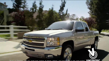 Chevrolet Silverado All-Star Edition TV Spot, 'Reputation' - Thumbnail 9