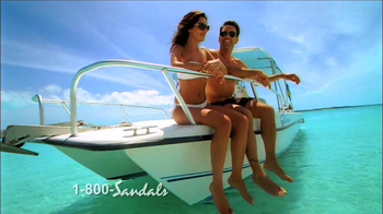Sandals Resorts TV Spot, 'Unmatched Seclusion'