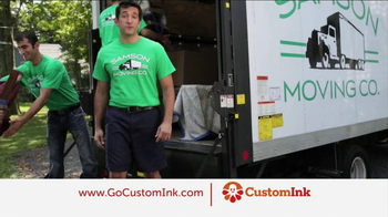 CustomInk TV Spot, 'Bringing People Together'