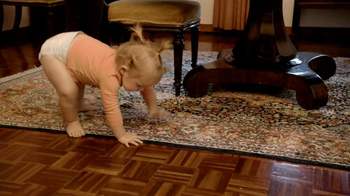 Pampers Cruisers TV Spot, 'Crawling' - Thumbnail 3