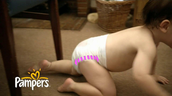 Pampers Cruisers TV Spot, 'Crawling' - Thumbnail 8