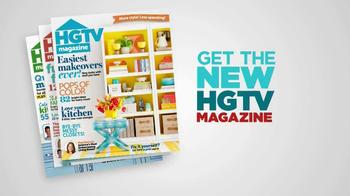HGTV Magazine TV Spot 'January' - Thumbnail 1
