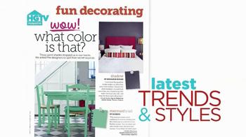 HGTV Magazine TV Spot 'January' - Thumbnail 3