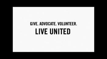 United Way TV Spot 'Live United' Featuring LaDainian Tomlinson - Thumbnail 8