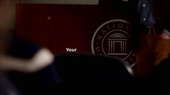 National University TV Spot, 'Your Dreams' - Thumbnail 5