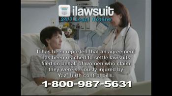 iLawsuit Legal Hotline TV Spot, 'Breaking News Update' - Thumbnail 2
