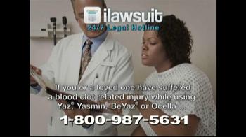 iLawsuit Legal Hotline TV Spot, 'Breaking News Update' - Thumbnail 3