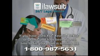iLawsuit Legal Hotline TV Spot, 'Breaking News Update' - Thumbnail 5