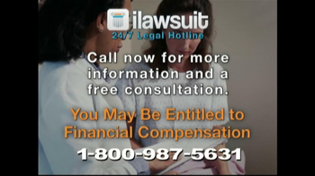 iLawsuit Legal Hotline TV Spot, 'Breaking News Update' - Thumbnail 6