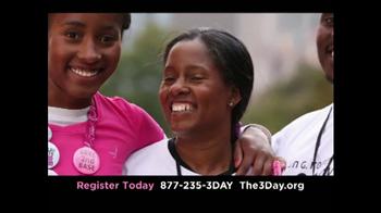 Susan G. Komen for the Cure 3-Day TV Spot, 'Beautiful' - Thumbnail 8
