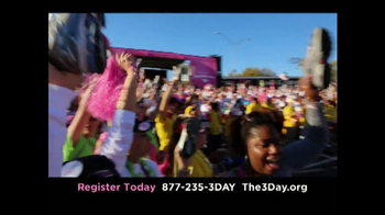Susan G. Komen for the Cure 3-Day TV Spot, 'Beautiful' - Thumbnail 7