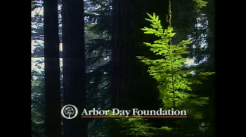 Arbor Day Foundation TV Spot, 'National Treasures' Featuring Peter Coyote - Thumbnail 4
