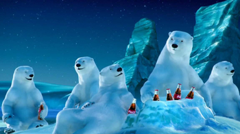 Coca-Cola TV Spot, 'Polar Bear Football' - Thumbnail 2